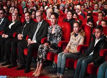 صاحبة السمو الملكي الأميرة للا مريم تترأس بالرباط حفل اختتام اللقاء حول موضوع