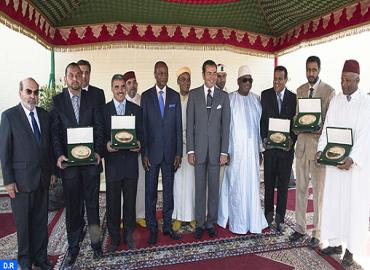 HRH Prince Moulay Rachid Chairs Opening Of 9th International Agriculture Show
