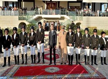 SAR el Príncipe Heredero Moulay El Hassan preside en Tetuán la ceremonia de entrega del Gran Premio SM el Rey Mohammed VI del concurso de salto de obstáculos 3* de la Guardia Real