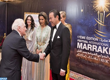 HRH Prince Moulay Rachid Chairs Dinner Offered by HM the King on FIFM Official Opening