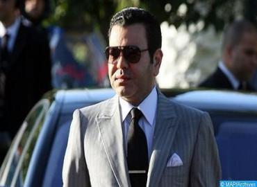 SAR el Príncipe Moulay Rachid preside la ceremonia de la entrega del decimonoveno Trofeo Hassan II las artes ecuestres tradicionales