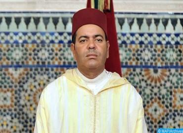 SAR le Prince Moulay Rachid reçoit le ministre koweïtien des Affaires étrangères, porteur d'un messa