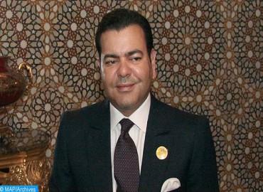 Le peuple marocain célèbre mercredi le 48ème anniversaire de SAR le Prince Moulay Rachid