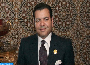 HRH Prince Moulay Rachid Chairs Dinner Offered by HM the King in Honor of SIAM Guests, Participants