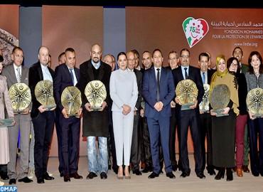 SAR la Princesse Lalla Hasnaa préside à Skhirat la cérémonie de remise des ''Trophées Lalla Hasnaa Littoral Durable