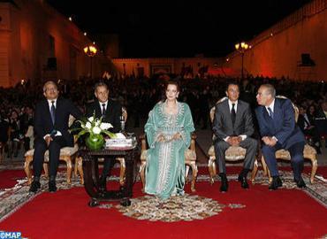 صاحبة السمو الملكي الأميرة للا سلمى تترأس حفل افتتاح مهرجان فاس للموسيقى العالمية العريقة