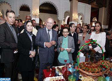HRH Princess Lalla Malika Chairs Ceremony To Celebrate World Red Cross And Red Crescent Day