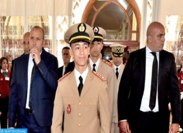 Morocco Celebrates Fifteenth Anniversary of HRH Crown Prince Moulay El Hassan