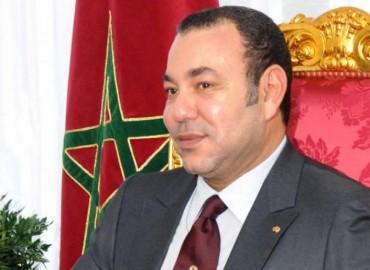 جلالة الملك يهنئ الرئيس التونسي على إثر مغادرته المستشفى