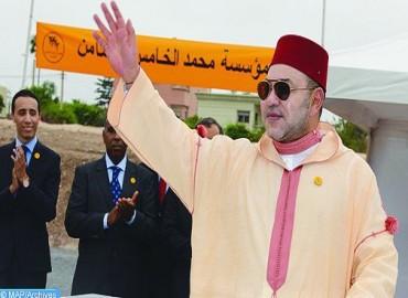 الزيارة الملكية لمراكش: مشاريع جديدة من أجل الانبعاث والإشعاع الدولي للمدينة القديمة