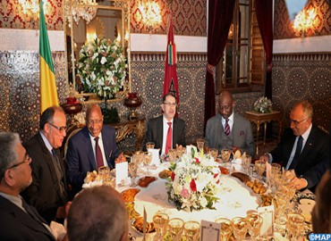 HM the King Offers Dinner in Honor of Malian PM