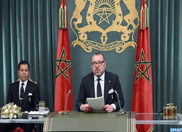 Texte intégral du discours royal à l'occasion du 40-ème anniversaire de la Marche Verte