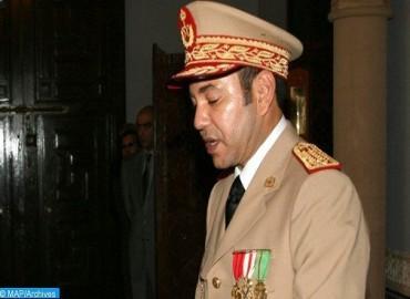 63° aniversario de la creación de las FAR: SM el Rey dirige un orden del día a las Fuerzas Armadas Reales