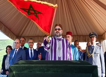 Le roi Mohammed VI préside le lancement de la nouvelle stratégie de développement du secteur agricole