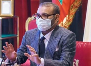 جلالة الملك محمد السادس يعلن عن انطلاق حملة التلقيح ضد كورونا