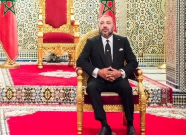 جلالة الملك يتوصل برسالة من الرئيس الامريكي جوابا على الرسالة التي بعث بها إليه جلالته مؤخرا في موضوع القدس