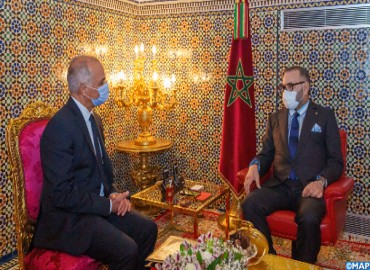 S.M. le Roi préside la cérémonie de présentation du rapport général de la Commission spéciale sur le