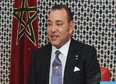 SM le Roi félicite le président de la Présidence collégiale de Bosnie-Herzégovine à l'occasion de la fête nationale de son pays