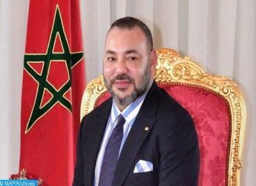 SM le Roi félicite le président de la République de Malte à l'occasion de la fête d'indépendance de