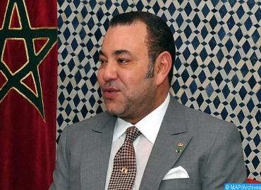 SM el Rey felicita al presidente de la Mancomunidad de Dominica