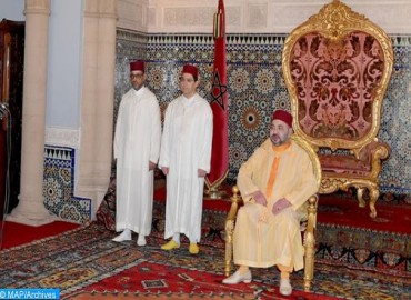 HM the King Appoints New Ambassadors, Receives Foreign Ambassadors who Came to Take Leave of Sovereign
