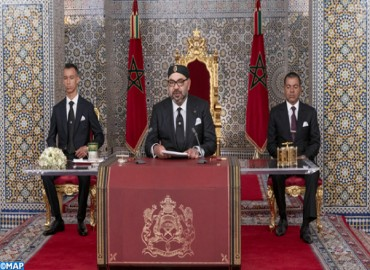 HM the King Delivers a Speech to the Nation on Occasion of Throne Day (Full Text)