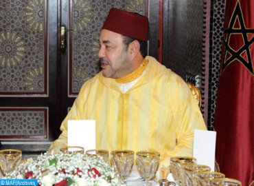 HM the King Offers Iftar in Honour of Tunisian Head of Government