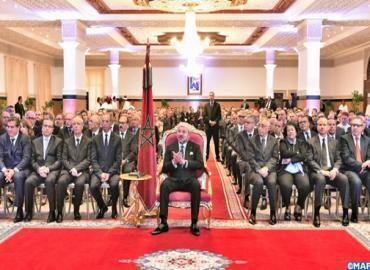 SM le Roi lance le programme de développement spatial de la province d'Al-Hoceima, baptisé