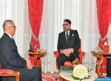 Sa Majesté le Roi nomme les membres de la Commission spéciale sur le modèle de développement