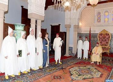 جلالة الملك يعين عددا من السفراء الجدد