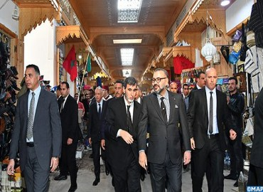 Strong Royal Impetus to Rabat Old Medina Rehabilitation and Upgrading Programs