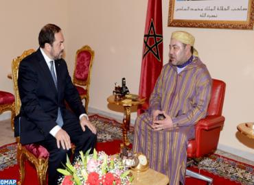 SM le Roi nomme un nouveau PDG de la Compagnie Royal Air Maroc