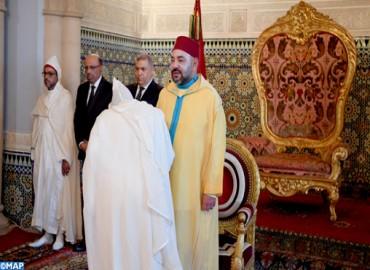 SM el Rey nombra a nuevos walis y gobernadores en las administraciones territorial y central, así como al gobernador, director del FEC y al gobernador, director de la AUC
