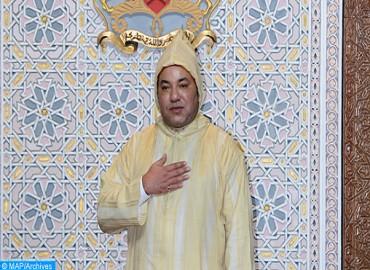 SM el Rey preside la apertura de la primera sesión del segundo año legislativo de la décima legislatura