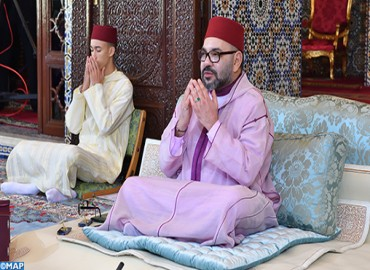 HM the King, Commander of the Faithful, Chairs Seventh Ramadan Lecture