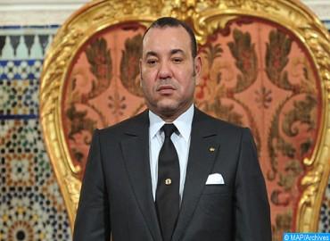 SM le Roi préside à Tétouan la cérémonie de prestation de serment des officiers lauréats des grandes écoles militaires et paramilitaires