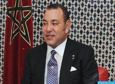 SM el Rey felicita a los jefes de Estado magrebíes con motivo del 25 aniversario de la UMA