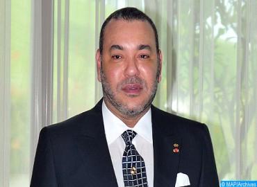 SM le Roi félicite le Président nigérian à l'occasion de la fête de l'indépendance de son pays