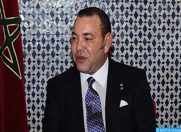 SM el Rey felicita a Abdellatif Ouahbi por su elección como secretario general del PAM