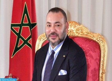 جلالة الملك يهنئ سلطان عمان بمناسبة الذكرى الأولى لتوليه مقاليد الحكم