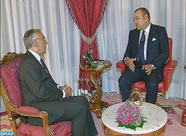 HM The King Appoints Professor Omar Azziman President-Delegate Of Higher Council For Education