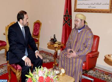 HM the King Appoints Abdelhamid Addou as CEO of Royal Air Maroc
