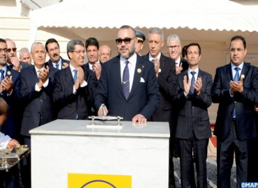 HM the King Lays Foundation Stone of Psycho-Social Rehabilitation Center at Ibn Rochd University Hospital in Casablanca