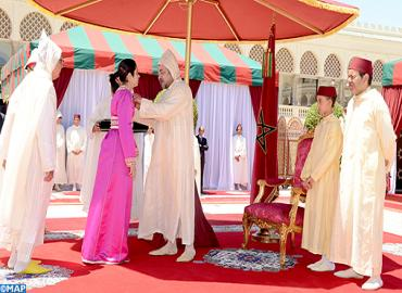 Les personnalités marocaines et étrangères décorées par SM le Roi à l'occasion de la Fête du Trône