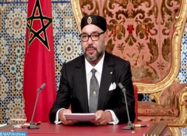 Sa Majesté le Roi Mohammed VI préside à Rabat une séance de travail dédiée à la stratégie des énergi