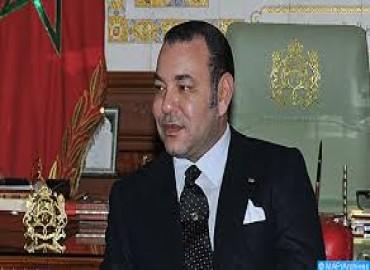 SM el Rey, Presidente del Comité Al-Qods, envía un mensaje al Presidente de Estados Unidos