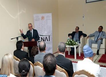 M. Fassi Fehri visite l'ENA à l'occasion de la rentrée universitaire 2019-2020