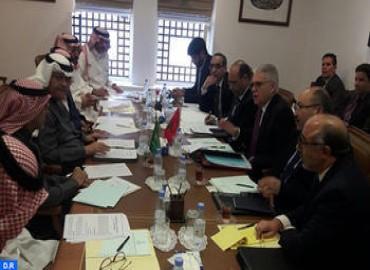 Preparatory Meeting of 13th Moroccan-Saudi Joint Committee Held in Riyadh