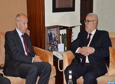 Le directeur de l'Organisation mondiale de la propriété intellectuelle en visite de travail au Maroc