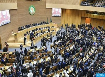 32nd Ordinary Session of African Union Summit Opens in Addis Ababa